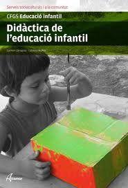 Didactica de l'educacio infantil