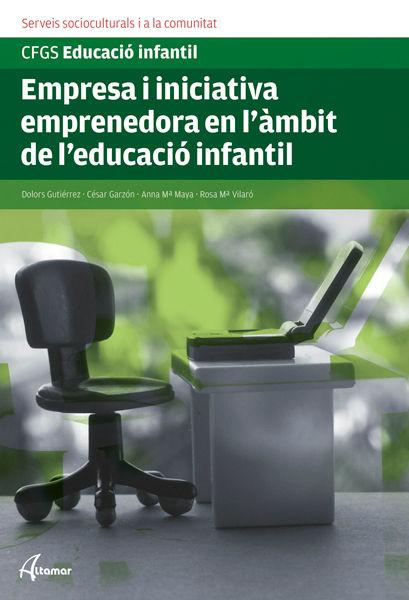 Empresa i iniciativa emprenedora en l'ambit de l'educacio in