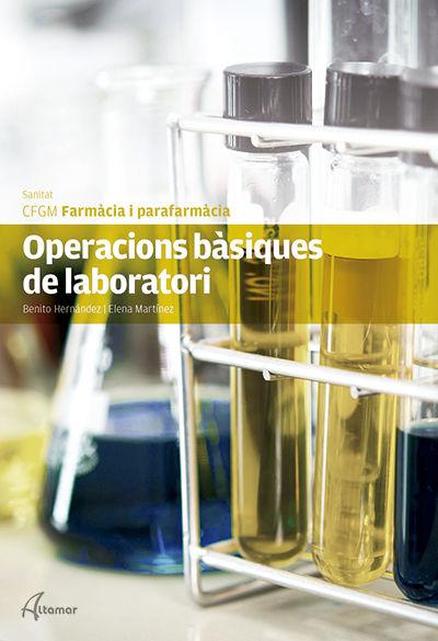 Operacions basiques de laboratori
