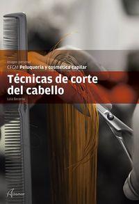 Tecnicas del corte de pelo cf 14