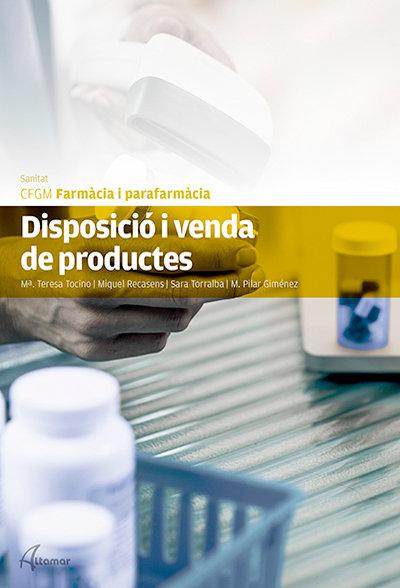 Disposicio i venda de productes