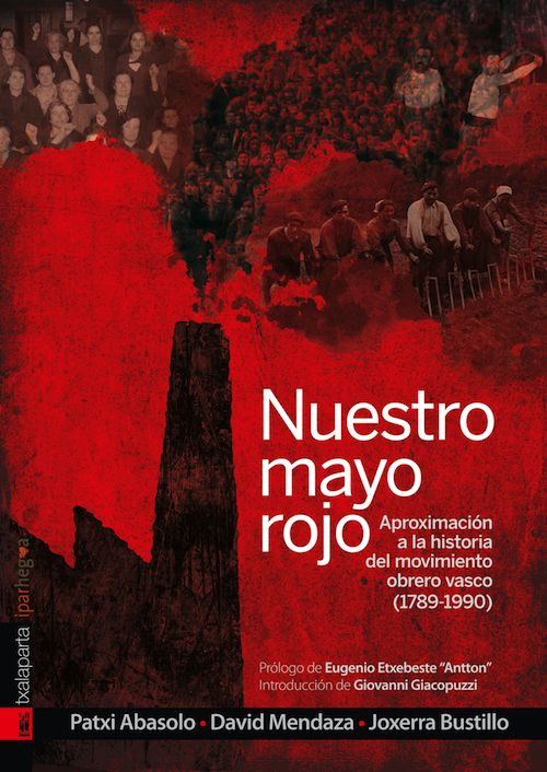 Nuestro mayo rojo