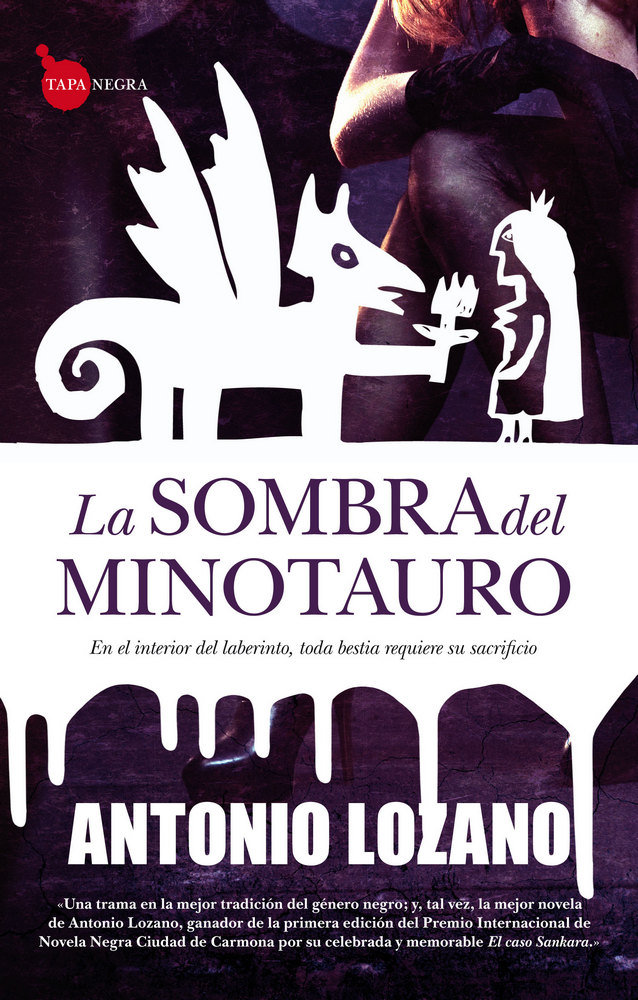 Sombra del minotauro,la