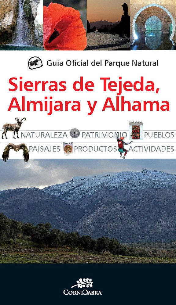 Guia oficial parque natural sierras de tejeda almijara y alh