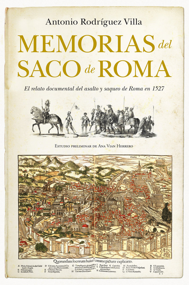 Memorias del saco de roma