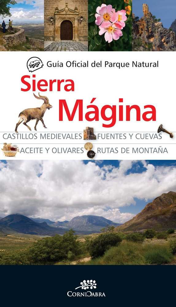 Guia oficial parque natural sierra magina