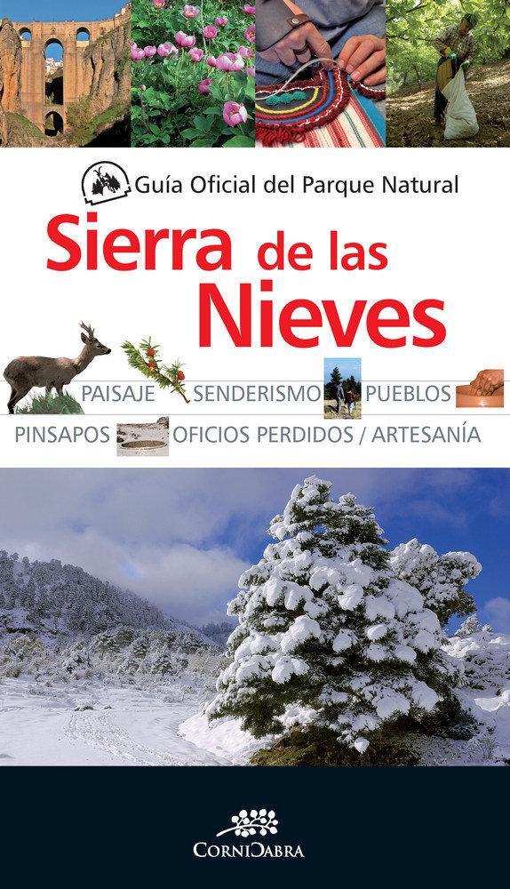 Guia oficial parque natural sierra de las nieves