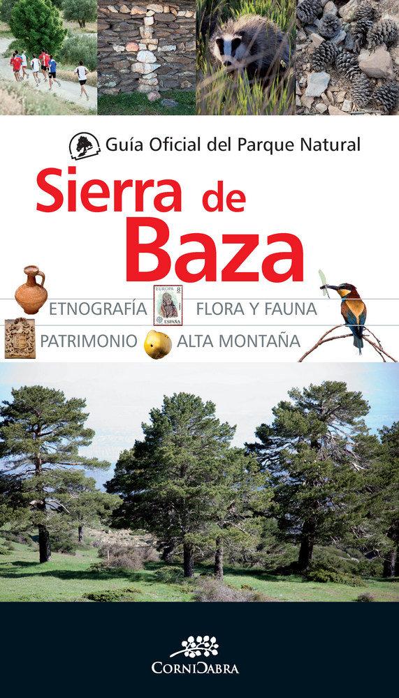 Guia oficial parque natural sierra de baza