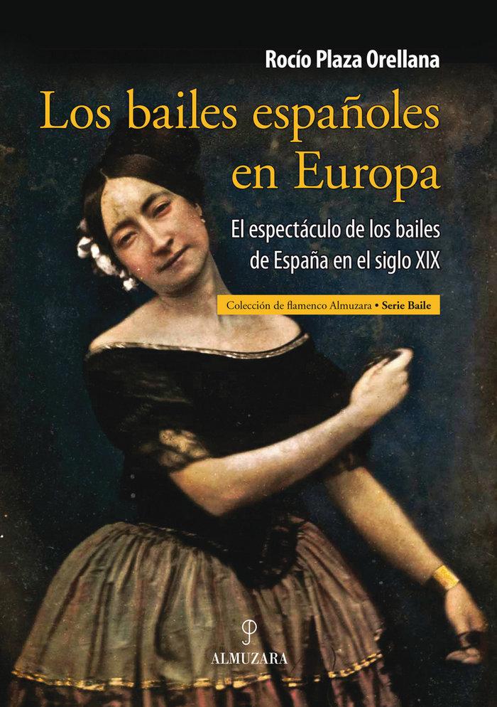 Bailes españoles en europa,los