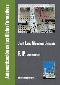 Automatización en los ciclos formativos g.m.
