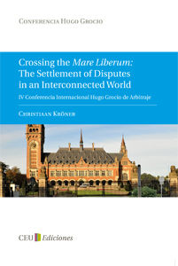 Crossing the mare liberum: the settlement of disputes in an