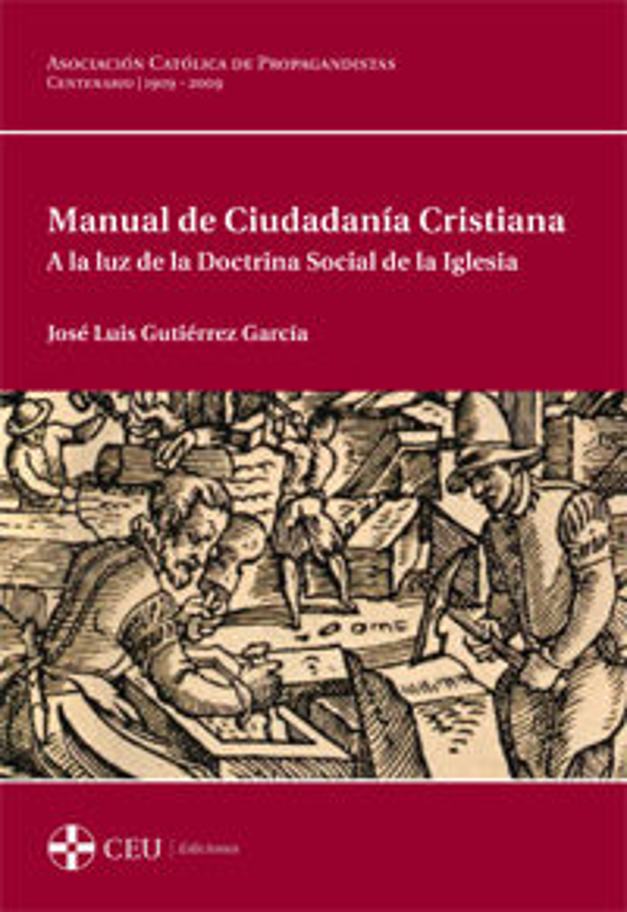 Manual de ciudadania cristiana