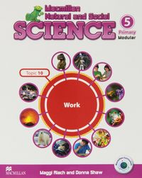 Mns science 5 topic 10 work