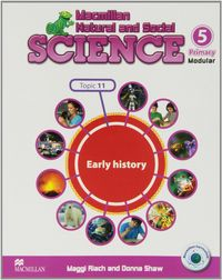 Mns science 5 topic 11  early history