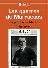 Guerras de marruecos,las
