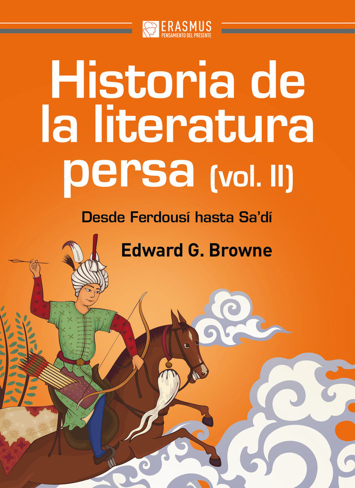 Historia de la literatura persa volumen ii