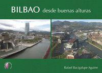 Bilbao desde buenas alturas