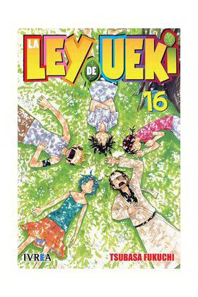 Ley de ueki 16,la