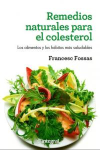 Remedios naturales para el colesterol