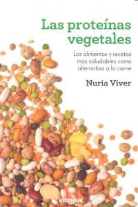 Proteinas vegetales,las