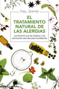 Tratamiento natural de las alergias,el