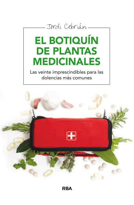 Botiquin de plantas medicinales,el