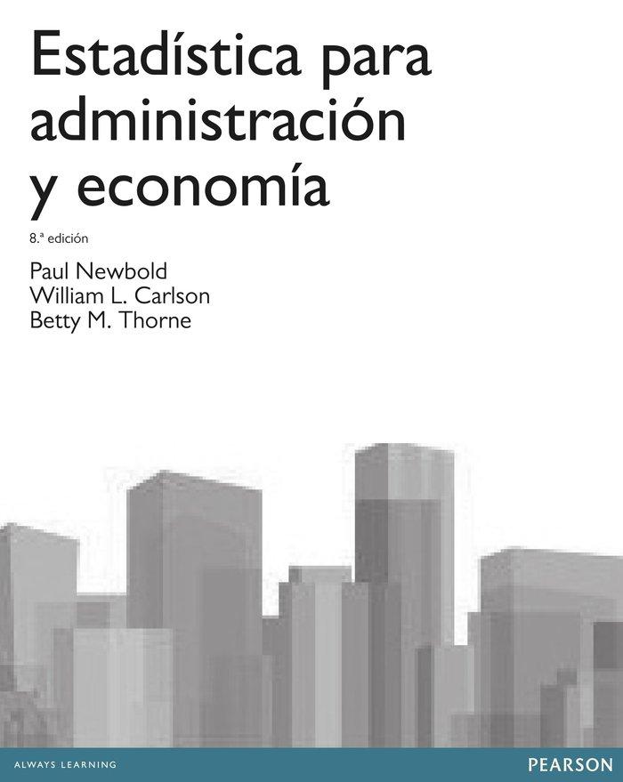 Estadistica para administracion y economia 8ª