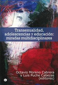 Transexualidad adolescencia y educacion