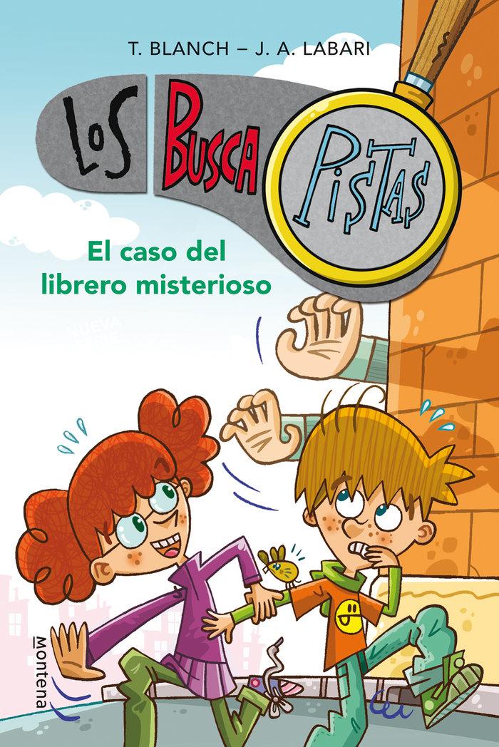 Buscapistas 2 el caso del librero misterioso