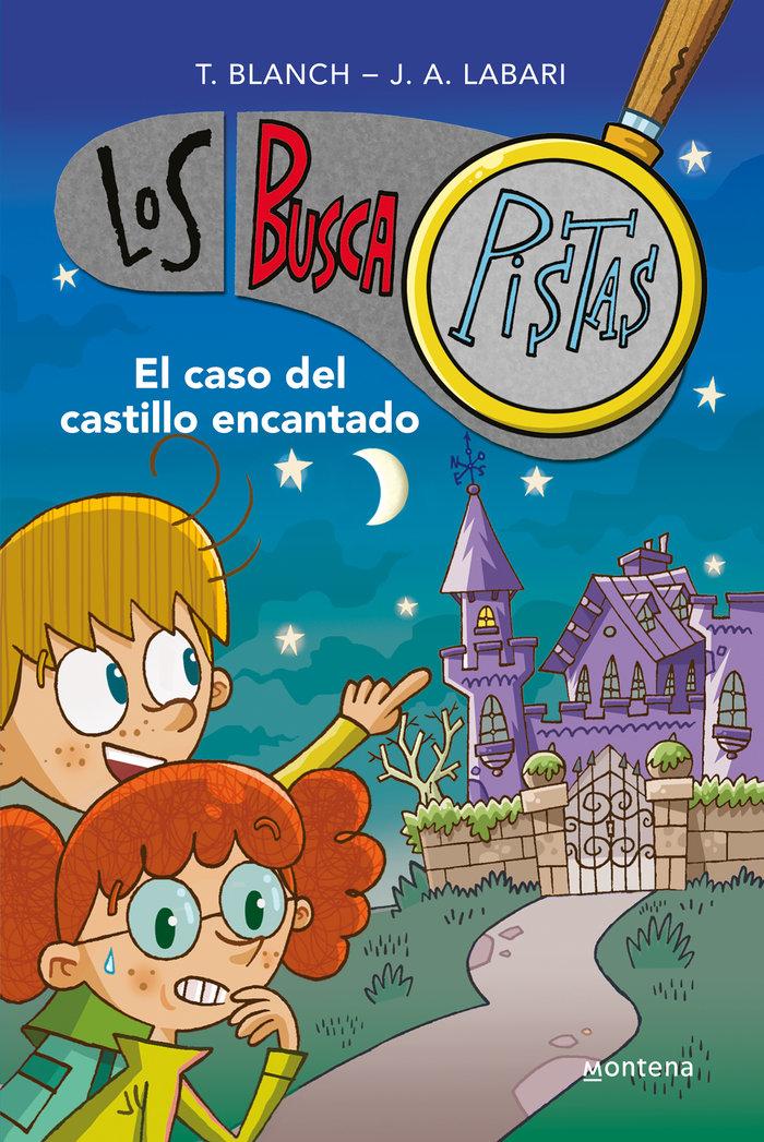 Buscapistas 1 el caso del castillo encantado
