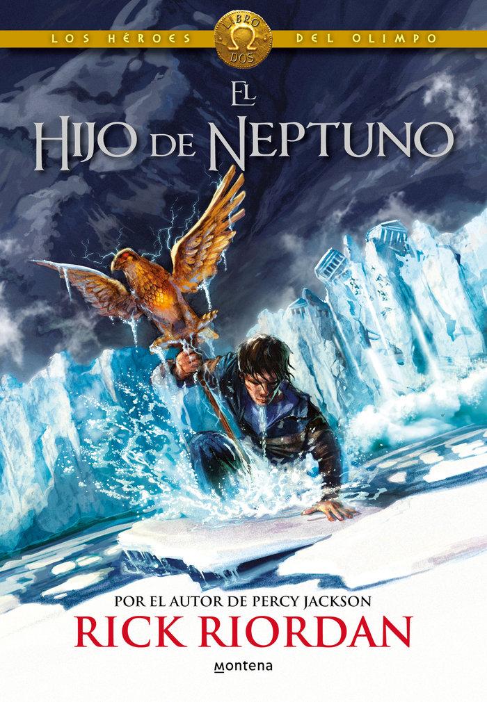 El hijo de neptuno heroes del olimpo 2