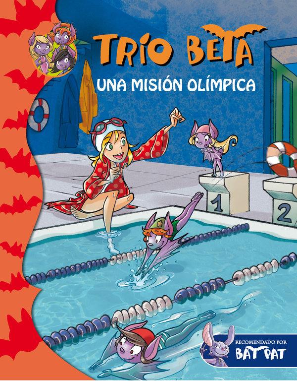 Trio beta 8 una mision olimpica