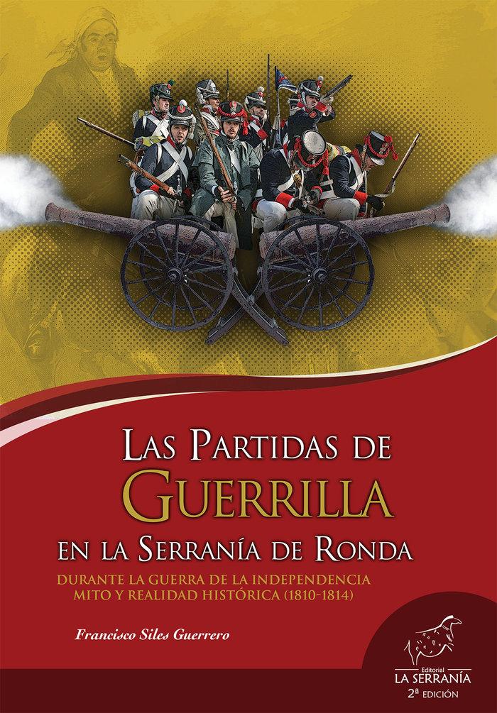 Partidas de guerrilla en serrania de ronda 2ªed
