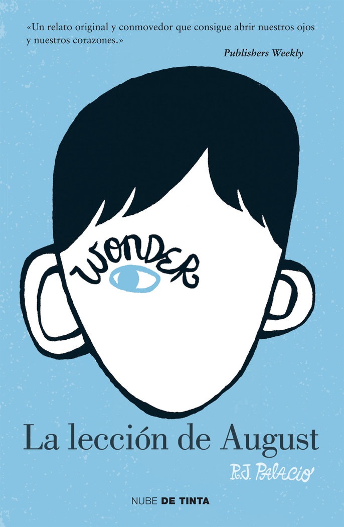 Wonder la leccion de august