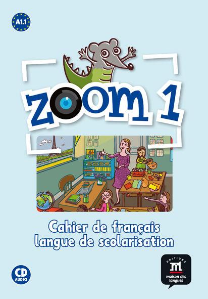 Zoom 1 cahier dactivites fls + cd