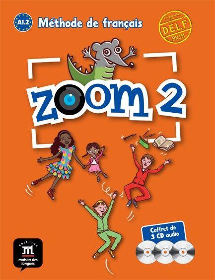 Zoom 2 pack 3 audio cd