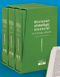 Diccionari etimologic essencial de la llengua catalana
