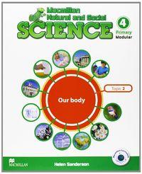 Natural science 4ºep unit 2 our body 12