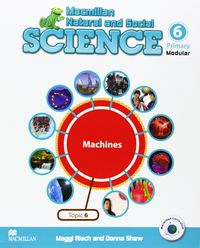 Mns science 6 topic machines