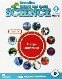 Mns science 6 topic 10 europe and the eu