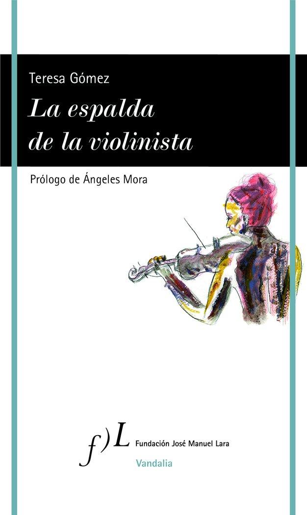 Espalda de la violinista,la