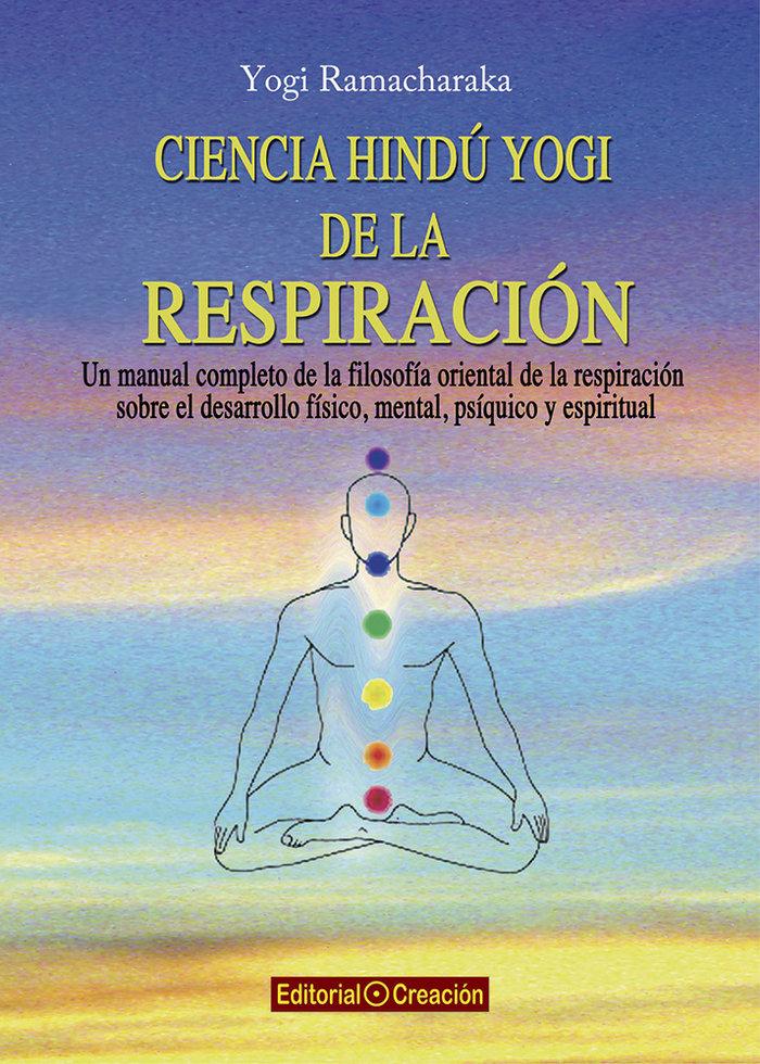 Ciencia hindu yogi de la respiracion