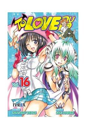 To love ru 16