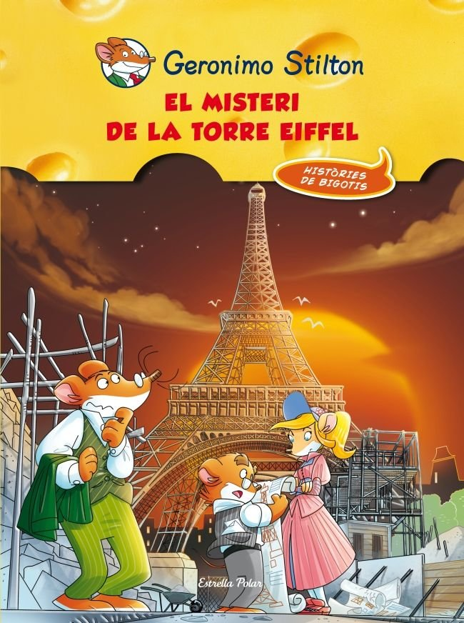 Misteri de la torre eiffel,el