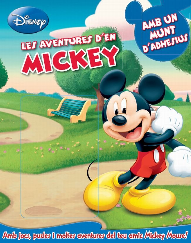 Les aventures d'en mickey
