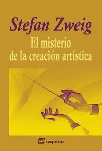 Misterio de la creacion artistica,el