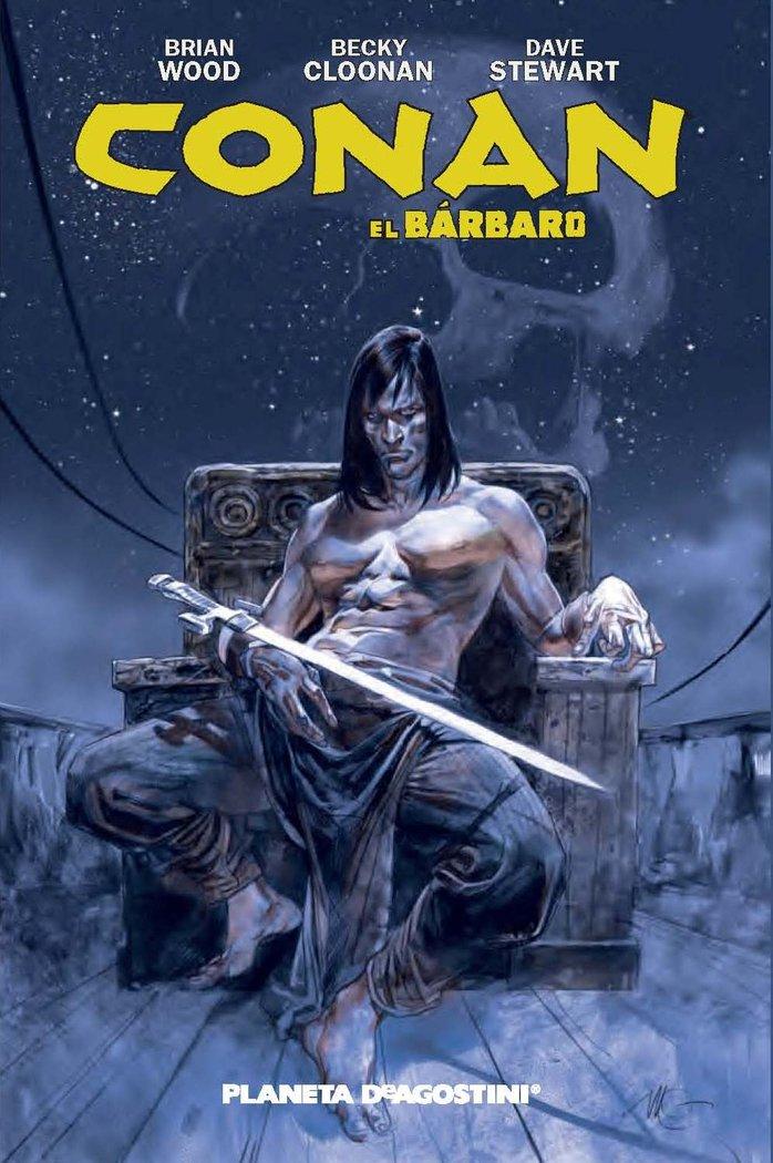 Conan el barbaro 2