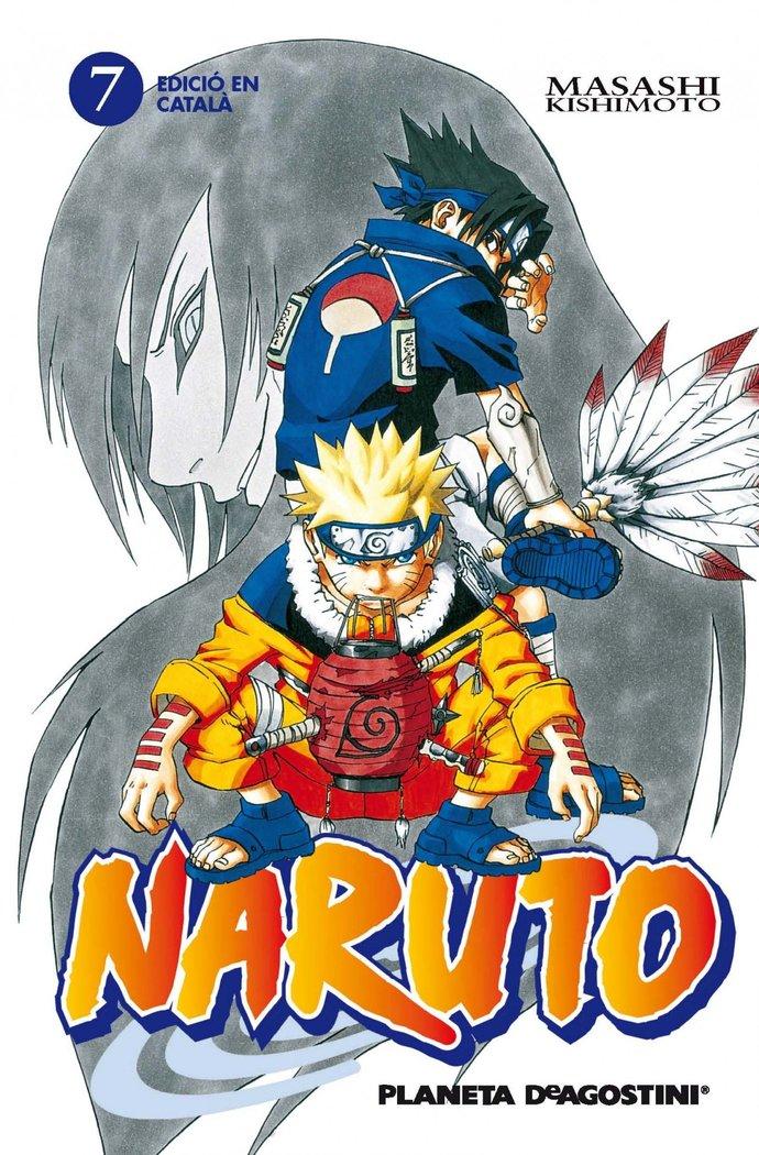 Naruto catala 07/72 (pda)