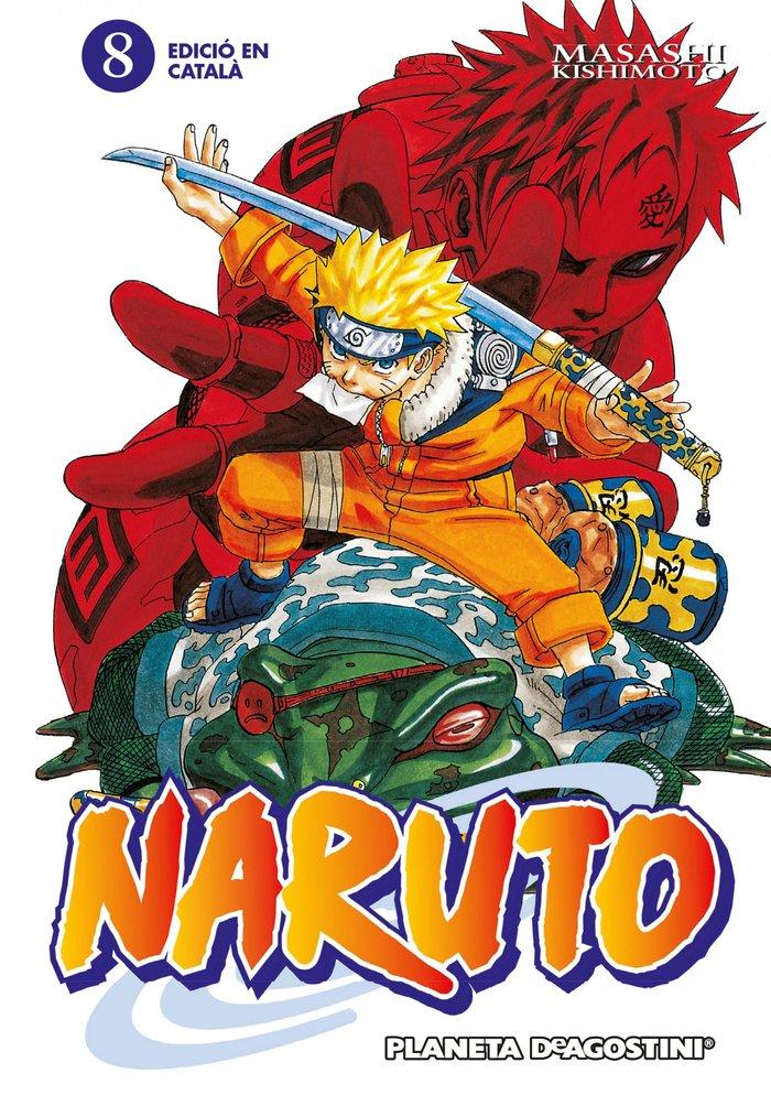 Naruto catala 08/72