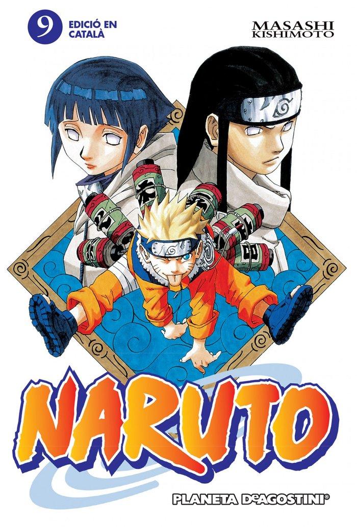 Naruto catala 09/72